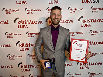 Databáze knih získala třetí rok v řadě Cenu českého internetu!