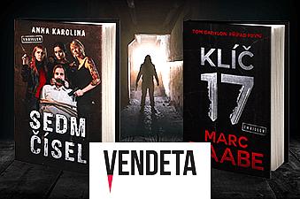 Detektivky a thrillery Vendeta umí
