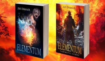 Elementum II. má obálku a trailer