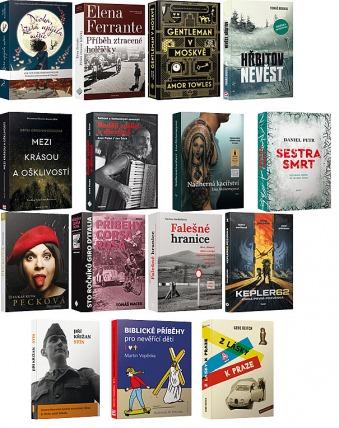 Jakých 15 novinek nabídne první letošní Velký knižní čtvrtek?