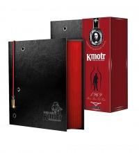 Kmotr - ilustrovaná edice tří slavných mafiánských románů