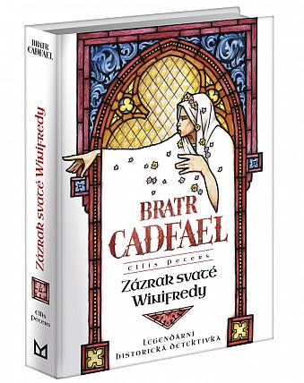 Legendární historické detektivky sbratrem Cadfaelem se vrací!