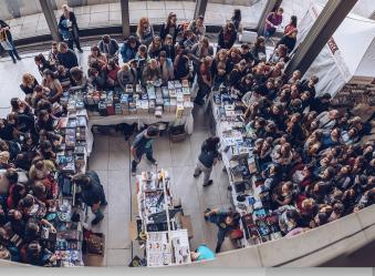 Na HumbookFestu zářili Sebastian de Castell, Pavel Bareš, Petra Stehlíková a skvělé cosplay