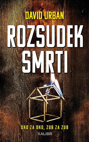 Nový kriminální román od autora Tří opic a Výjezdovky