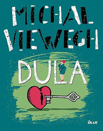 Nový román Michala Viewegha: DULA