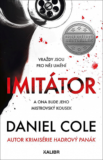 Nový thriller od autora bestsellerové trilogie Hadrový panák