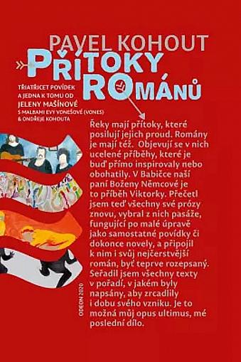 Pavel Kohout: Přítoky románů