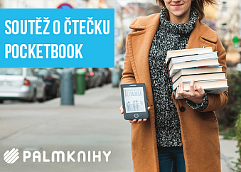 Soutěž o čtečku Pocketbook a 1100 zlevněných e-knih